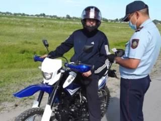 За 4 дня ОПМ «Мотоцикл» полицейские изъяли 50 мотоциклов